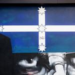 Street art, Melbourne, VIC, Australia