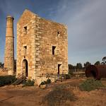 Hughes Engine House-Moonta-SA-Australia