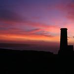 Wheal Coates sunset