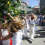 Padstow Obby Oss, May Day, Padstow